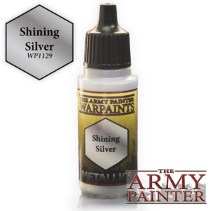 Warpaint - Shining Silver