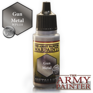 Warpaint - Gun Metal