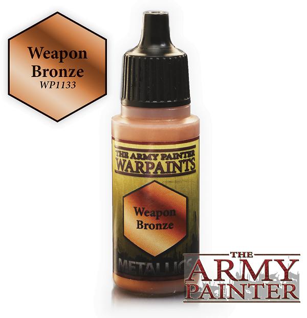 Warpaint - Weapon Bronze