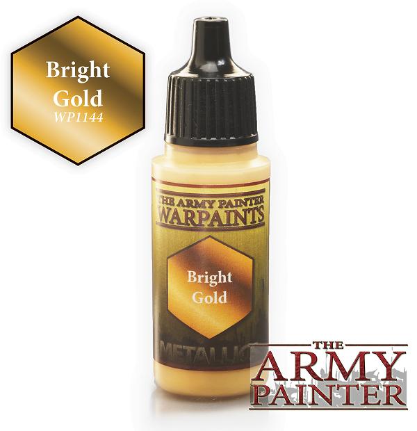 Warpaint - Bright Gold