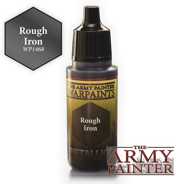 Warpaint - Rough Iron