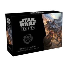 Downed AT-ST Battlefield Expansion
