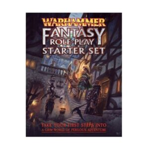 Warhammer Fantasy Roleplay: 4th Edition Starter Set