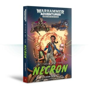 Book 1: Warped Galaxies - Attack of the Necron