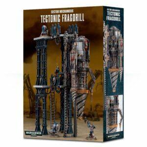 Tectonic Fragdrill