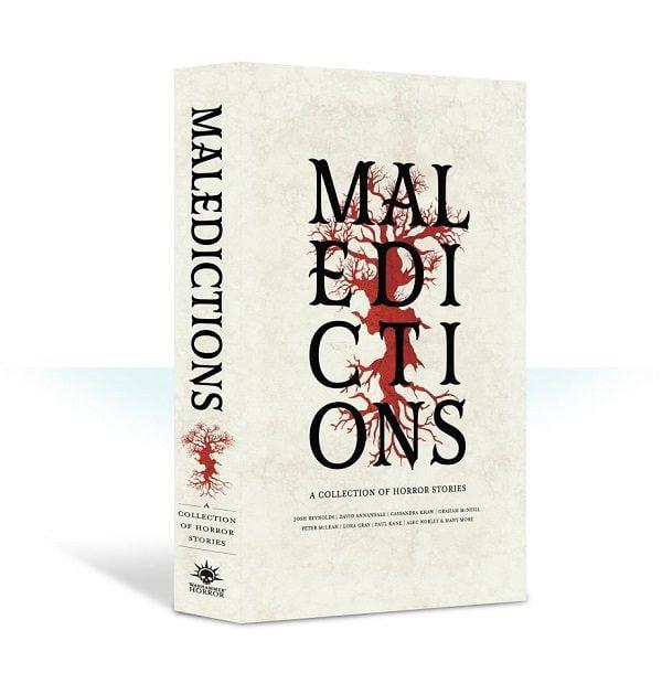 Maledictions: A Horror Anthology