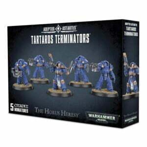 Tartaros Terminators