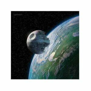 Death Star II Game Mat