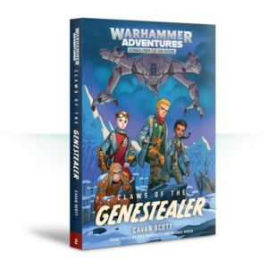Book 2: Warped Galaxies – Claws of the Genestealer