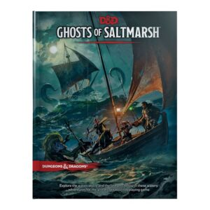 Dungeons & Dragons: RPG Adventure Ghosts of Saltmarsh