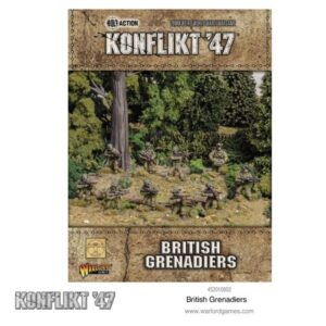 Konflikt 47: British Grenadiers
