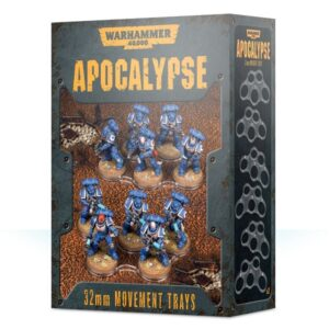 Apocalypse 32mm Movement Trays