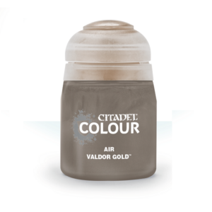 Valdor Gold: Air (24ml)