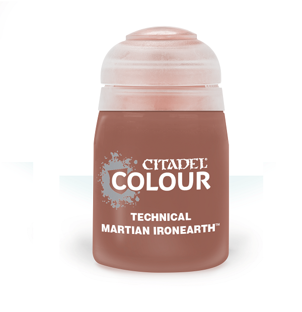 Martian Ironearth (24ml)