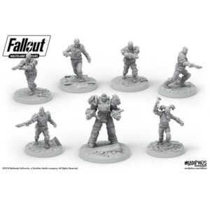 Fallout: Wasteland Warfare- Raiders Core Set