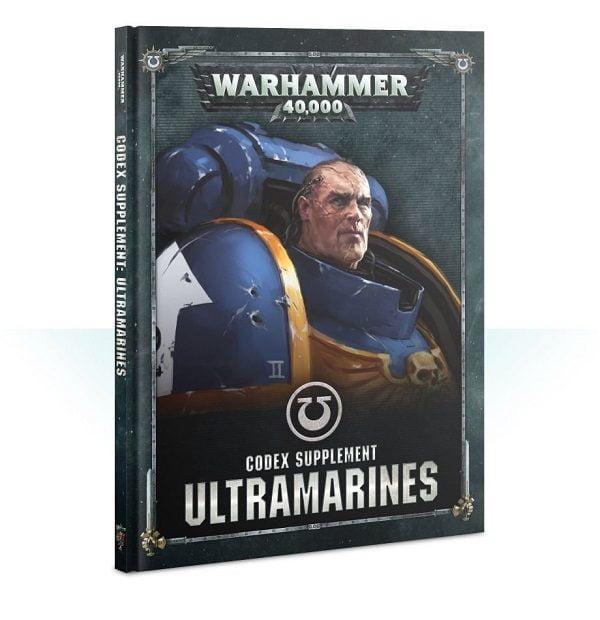 Ultramarines Codex Supplement