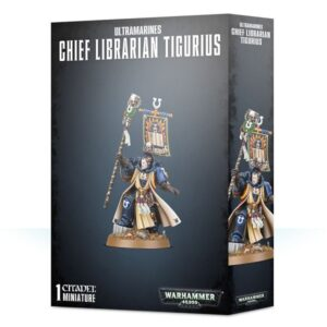 Chief Librarian Tigurius