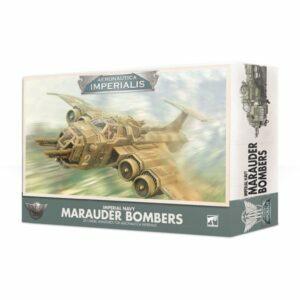 Imperial Navy Marauder Bombers