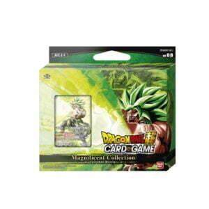 Dragon Ball Super Card Game: Magnificent Collection: Forsaken Warrior