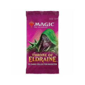 Magic the Gathering: Throne of Eldraine Collector Booster