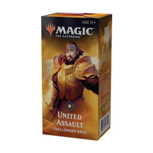 Magic the Gathering: United Assault Challenger Deck
