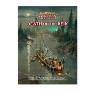 Warhammer Fantasy Roleplay: Death on the Reik: Enemy Within Campaign Director's Cut Vol.2