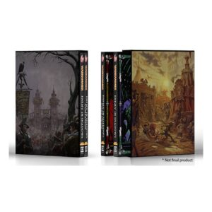 Warhammer Fantasy Roleplay: Enemy In Shadows Collector's Limited Edition