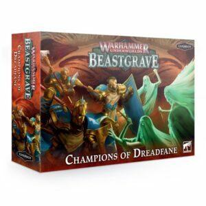 Warhammer Underworlds: Beastgrave: Champions of Dreadfane