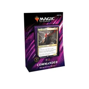 Magic the Gathering: Merciless Rage Commander 2019 Deck