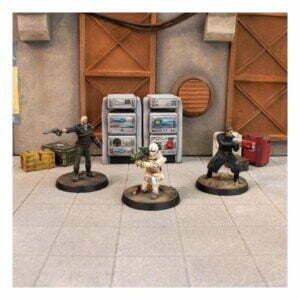 Fallout: Wasteland Warfare - Institute: Covert Operatives