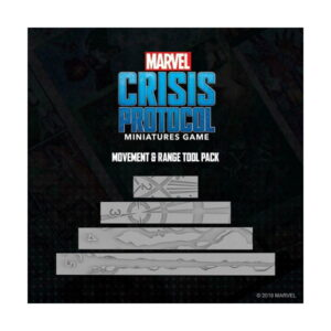 Marvel Crisis Protocol: Measurement Tools