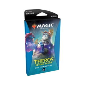 Magic the Gathering: Theros Beyond Death Blue Theme Booster