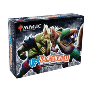 Magic the Gathering: Unsanctioned
