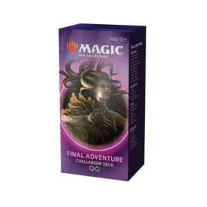 Magic the Gathering: Final Adventure Challenger Deck
