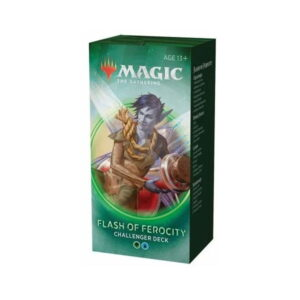 Magic the Gathering: Flash of Ferocity Challenger Deck