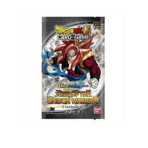 Dragon Ball Super Card Game: Unison Warrior Series Booster