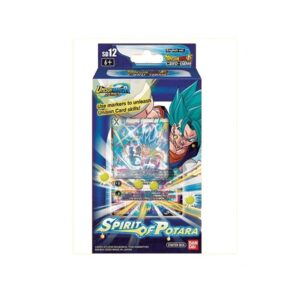 Dragon Ball Super Card Game Starter Deck: Spirit of Potara