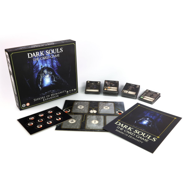 Dark Souls™: The Card Game Seekers of Humanity Expansion
