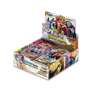 Dragon Ball Super Card Game: Unison Warrior Series: Rise of the Unison Warrior Booster Box