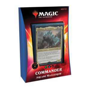 Magic the Gathering: Arcane Maelstrom Commander 2020 Deck