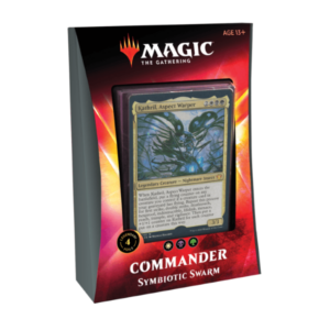 Magic the Gathering: Symbiotic Swarm Commander 2020 Deck