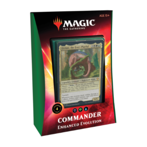 Magic the Gathering: Enhanced Evolution Commander 2020 Deck