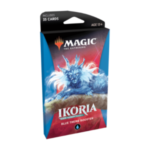 Magic the Gathering: Ikoria: Lair of Behemoths Blue Themed Booster
