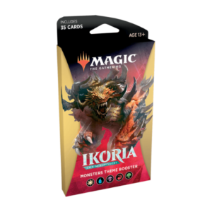 Magic the Gathering: Ikoria: Lair of Behemoths Monsters Themed Booster Pack