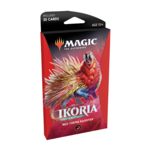 Magic the Gathering: Ikoria: Lair of Behemoths Red Themed Booster