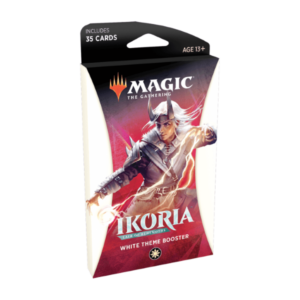 Magic the Gathering: Ikoria: Lair of Behemoths White Themed Booster