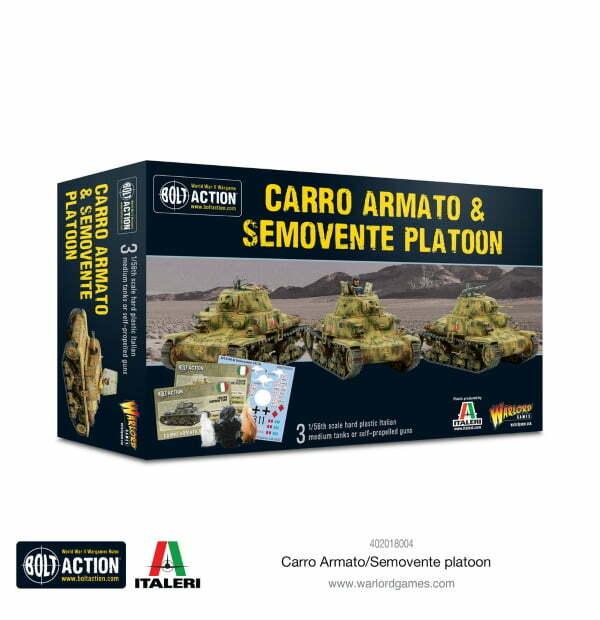 Carro Armato M13 Platoon