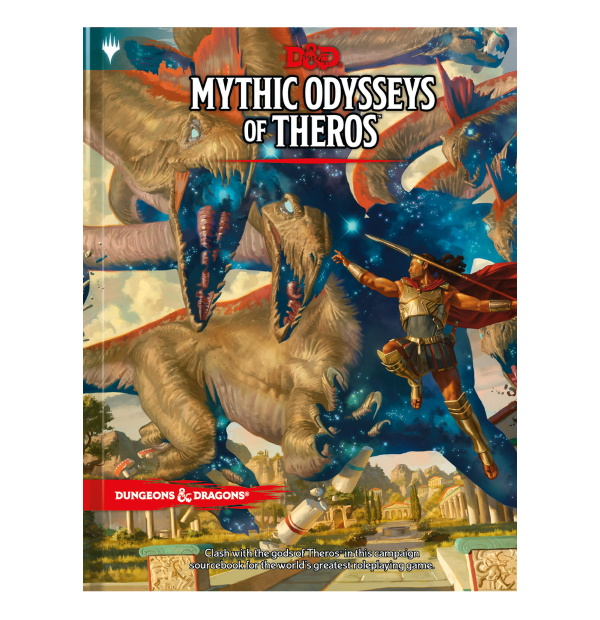 Dungeons & Dragons: Mythic Odysseys of Theros