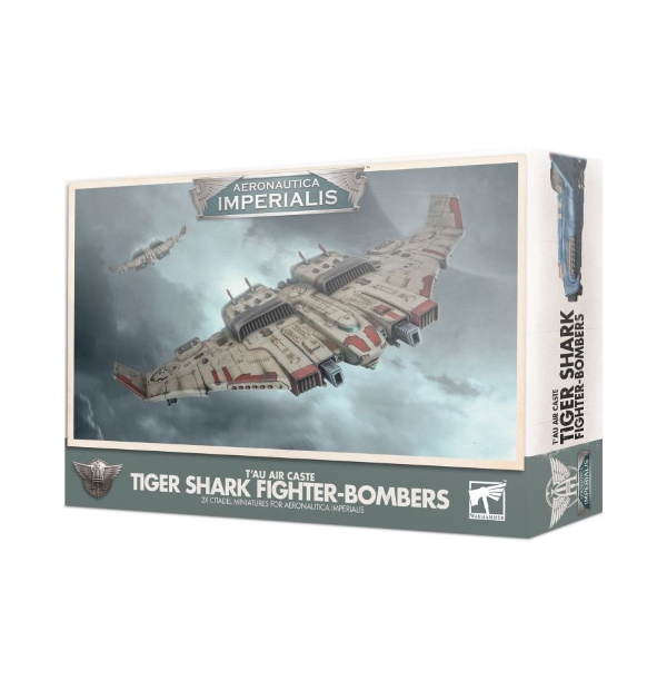 T'au Air Caste Tiger Shark Fighter-Bombers