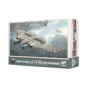 T'au Air Caste Tiger Shark AX-1.0 Fighter-Bombers